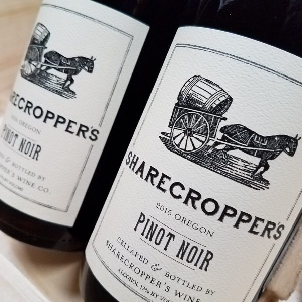 Sharecropper Pinot Noir