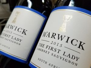Warwick First Lady Cab