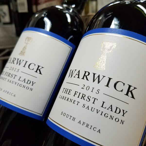 Warwick First Lady Cab