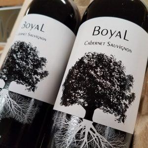 Boyal Cab/Sauv