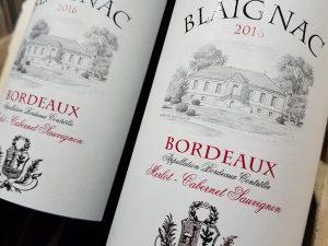 Chateau de Blaignac Bordeaux