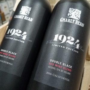 Gnarly Head 1924 Double Black Red Blend