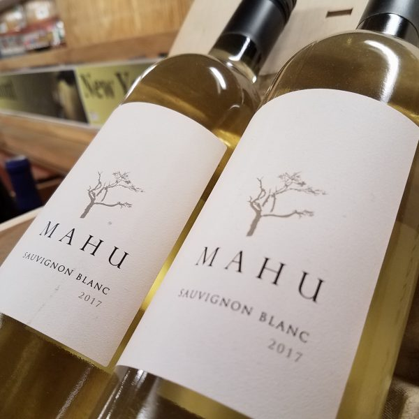 Mahu Sauvignon Blanc 2017