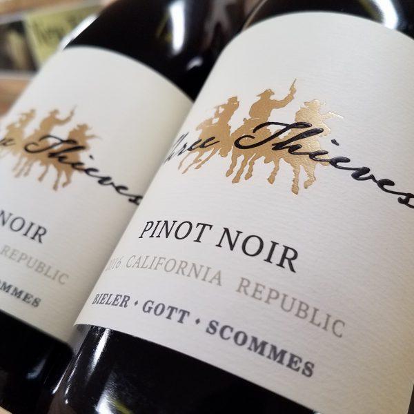 Three Thieves Pinot Noir 2016