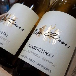 Three Thieves Chardonnay 2016