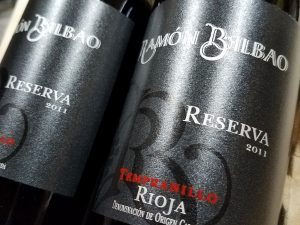 Ramon Bilbao Reserva 2011