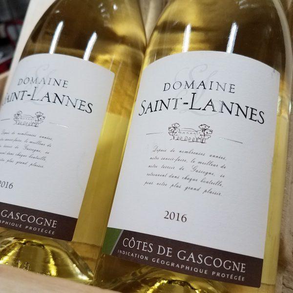 Domaine Saint-Lannes Côtes de Gascogne