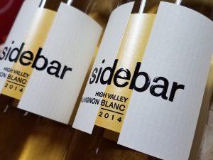 Sidebar Sauvignon Blanc