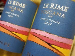 Le Rime Pinot Grigio