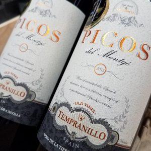 Picos Tempranillo