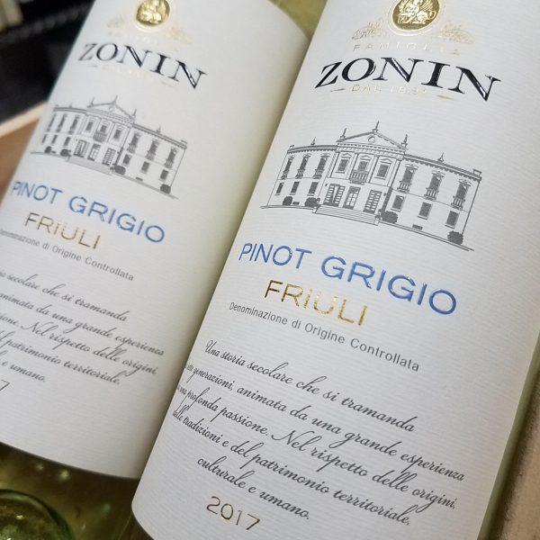 Zonin Pinot Grigio