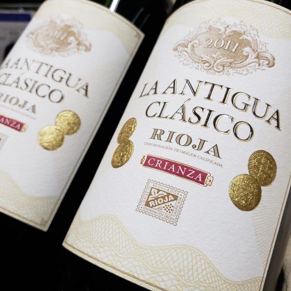 La Antigua Clasico Rioja