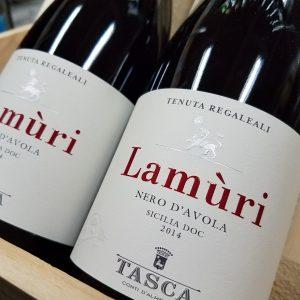 Lamuri Nero D'Avola 2014
