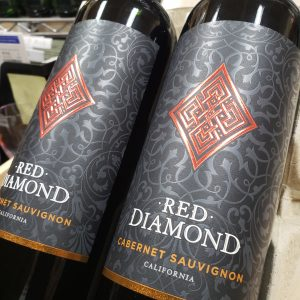 Red diamond Cab